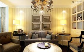 Wallpaper For Living Room Living Room Wallpaper Design Ideas European Style Minimalist