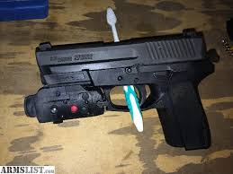 Armslist For Sale Trade Sig Sauer Sp2022 Laser Lights Combo With