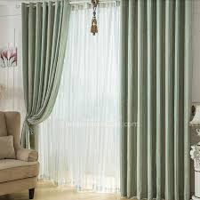 Green Striped Curtains Sale Chenille Blackout Green Striped Curtains