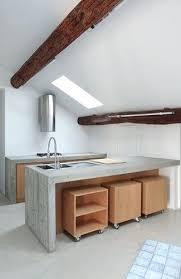 plan de travail avec rangement cuisine plan de travail avec rangement cuisine cuisine sous les toits avec