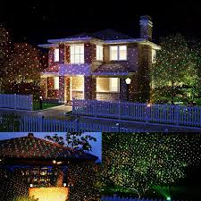 Laser Christmas Lights Projectors by Christmas Laser Christmas Lights Outdoor Holiday Projectors