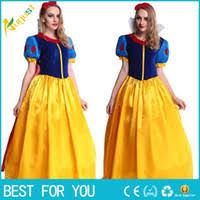 Snow White Halloween Costume Adults Wholesale Costume Snow White Buy Cheap Costume Snow