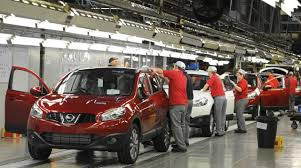 nissan car models nissan to build new models in uk after may offers support post brexit