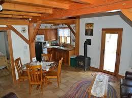 timber frame guest cottage vrbo