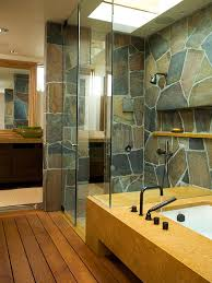 Natural Stone Bathroom Tile - 25 awesome natural stone bathrooms home design and interior