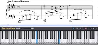 ukulele keyboard tutorial free cavatina the deer hunter theme piano sheet music tutorial