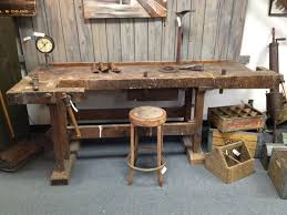 harbor freight workbench cole goben leather craft photo on