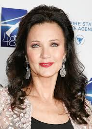 50 top hairstyles for 40 50 age lynda carter s half up hairstyle haute hairstyles for women over
