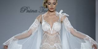 sexey wedding dresses these wedding dresses are for brides who to go bare huffpost