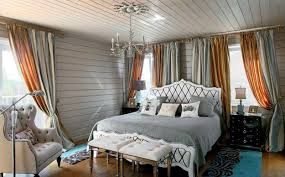 Country Home Decorating Ideas Blending Modern Chic and fort