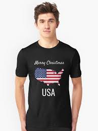 merry usa unisex t shirt by soondoock redbubble