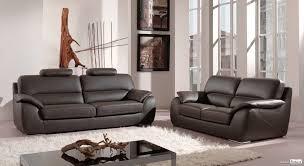 magasin de canapé cuir canapé italien style contemporain cuir ensemble canapé meubles
