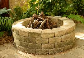 Ace Hardware Fire Pit by To Build A Stone Fire Pit Greenwood Hardware
