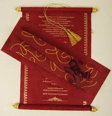 unique indian wedding cards unique indian wedding invitations lake side corrals