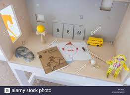 modern minimalist desk detail of kids desk a house combining modern minimalist style with