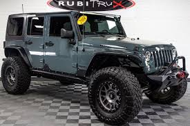 grey jeep rubicon lifted page 7