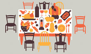 what is a thanksgiving dinner 10 questions to ask around the table