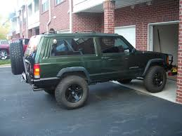 jeep cherokee green 1997 jeep cherokee xj for sale alpharetta georgia