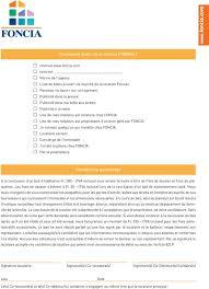 foncia si e social service privilège foncia simplifiez vous la vie pdf