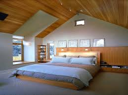 Colorful Master Bedroom Attic Living Space Design Ideas Attic Master Bedroom Ideas The