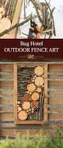 25 Beautiful Fence Art Ideas by Best 25 Outdoor Fencing Ideas On Pinterest Exterior Solar