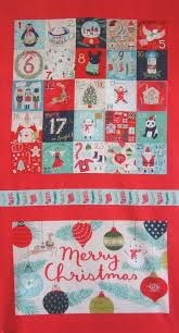 christmas advent calendar days of christmas advent calendar clothworks fabric panel