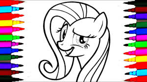 super coloring mlp flutershy and twilight sparkle coloring pages