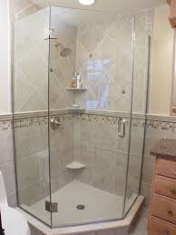 Bathroom Shower Ideas Pictures by Best 25 Neo Angle Shower Ideas On Pinterest Corner Showers