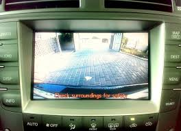 all lexus models wiki the nhtsa will require backup cameras on all vehicles