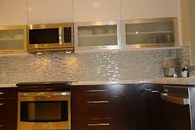 kitchen cabinet design modern ideas wooden material stained in