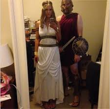 Gladiator Halloween Costume 23 Couple Halloween Costumes League