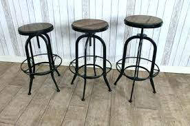 industrial bar table and stools vintage industrial bar stool industrial bar stools catchy vintage