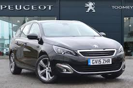 peugeot turbo 308 peugeot 308 puretech s s sw allure for sale in southend on sea