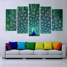peacock decor for home amazon com generic modern landscape