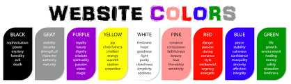 7 tips for selecting the best colors for your website