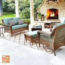 Resin Wicker Outdoor Patio Furniture by Resin Wicker Patio Furniture Sets U2013 Smashingplates Us