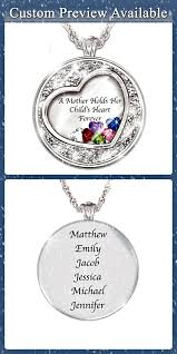 s day birthstone necklace s day gifts from 2017 60 best gift ideas