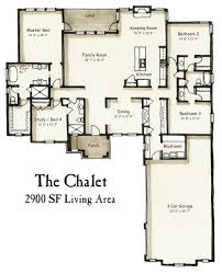 chalet home floor plans homebuilders at palencia