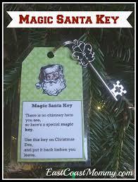 santa key east coast magic santa key with free printable