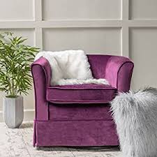 Pink Armchair Amazon Com Pink Chairs Living Room Furniture Home U0026 Kitchen