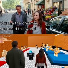 Inception Memes - could inception dream building memes be worth anything soon brand