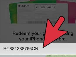 How To Redeem Itunes Gift Card On Iphone - how to redeem an itunes gift card 8 steps with pictures