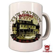 usmc alumni tun tavern alumni coffee mug