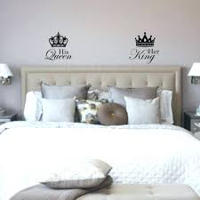 His And Hers Crown Wall Decor Princess 3d Art Wholesale Metal