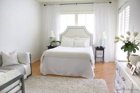white walls in bedroom all white master bedroom house mix