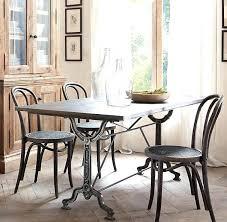 reclaimed wood dining room tables restoration hardware dining room