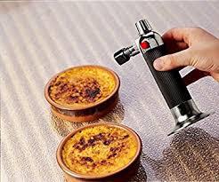 chalumeau cuisine mastrad f46000 chalumeau de cuisine réussir les crèmes brulées