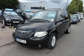 used chrysler voyager people carrier for sale motors co uk