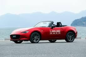 mazda vehicles list millionth mx 5 miata convertible roadster tour dates inside mazda