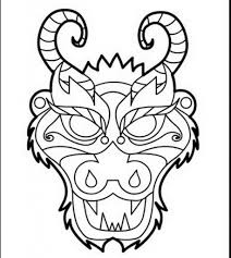 the most brilliant in addition to stunning chinese dragon coloring